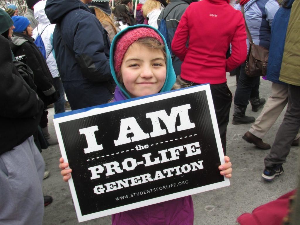 pro life before catholic
